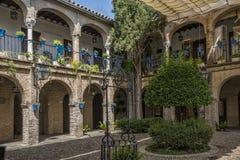 安大路西亚,西班牙 免版税库存图片