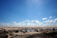 安娜海湾海滩,澳大利亚 库存照片