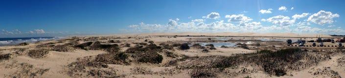 安娜海湾海滩,澳大利亚 图库摄影