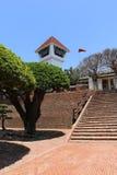 安屏堡垒,台湾- 2015年4月14日 库存照片
