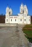 安德鲁教会正统圣徒 库存图片