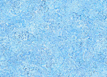 安心蓝色水晶背景 库存图片