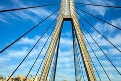 安扎克桥梁悉尼澳大利亚 免版税图库摄影
