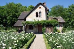 安托万内特村庄marie s凡尔赛 免版税库存图片