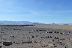 安托法加斯塔de la Sierra 库存照片