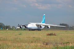 安托诺夫安-124 'Ruslan' 库存照片
