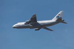 安托诺夫安-124 免版税图库摄影