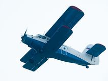 安托诺夫2飞机 免版税库存图片