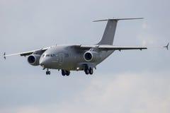 安托诺夫An-178 免版税库存照片