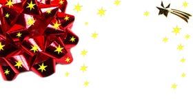 安排生日弓celebratio的周年纪念 图库摄影