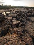 安排hin在Ubonratchathani,泰国大峡谷看 图库摄影