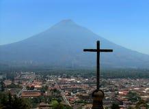 安提瓜岛危地马拉 库存图片