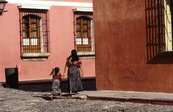 安提瓜岛 免版税库存照片
