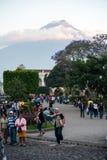安提瓜岛 库存照片