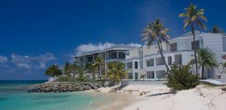 安提瓜岛 免版税库存图片