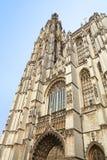安特卫普比利时我们大教堂的夫人 图库摄影