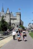 安特卫普比利时 库存图片