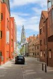 安特卫普,富兰德,比利时 免版税库存照片