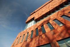 MAS博物馆在安特卫普 库存图片