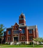 安特里姆县法院大楼 库存图片