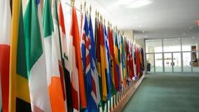 安理会房间联合国总部大楼 股票录像