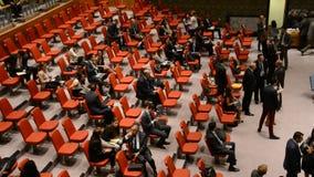 安理会房间联合国 股票视频