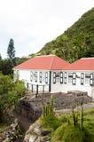 安的列斯群岛荷兰语博物馆荷兰saba 库存照片