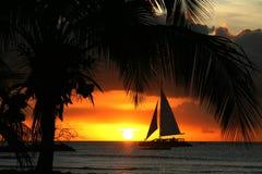 安的列斯群岛aruba荷兰语 库存照片