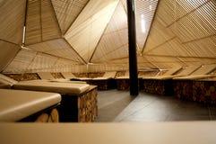 安置休息的温泉 库存照片
