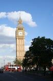 安置伦敦议会 免版税库存照片