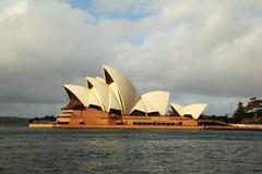 安置北部歌剧配置文件悉尼 免版税库存图片