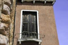 安置威尼斯 免版税图库摄影