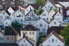 安置挪威斯塔万格 免版税库存图片