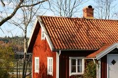 安置瑞典 库存图片