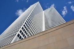 安置ville玛里大厦 免版税图库摄影