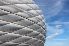 安联球场在慕尼黑 库存图片