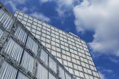 安联Suisse大厦在Wallisellen 免版税库存照片