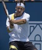 安赫莱斯kiefer los尼古拉斯开放网球 免版税库存图片