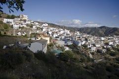 安达卢西亚的城镇 免版税图库摄影