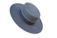 安达卢西亚的帽子 库存照片