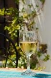 安达卢西亚的酒吧大阳台 库存图片