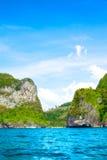 安达曼群岛海运 免版税图库摄影