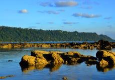 安达曼群岛 库存图片