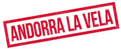安道尔La缘膜不加考虑表赞同的人 免版税图库摄影