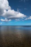 安静在波罗的海 库存照片