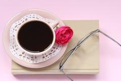 安静的咖啡 库存照片