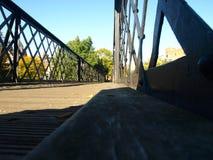 安静的桥梁 免版税图库摄影