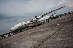 An-22安贞 库存照片