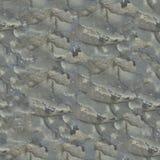 完全无缝的纹理石头00353 免版税库存图片