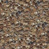 完全无缝的纹理石头00334 库存图片